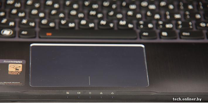 Lenovo IdeaPad Y580 — мощный мультимедийный ноутбук по доступной цене