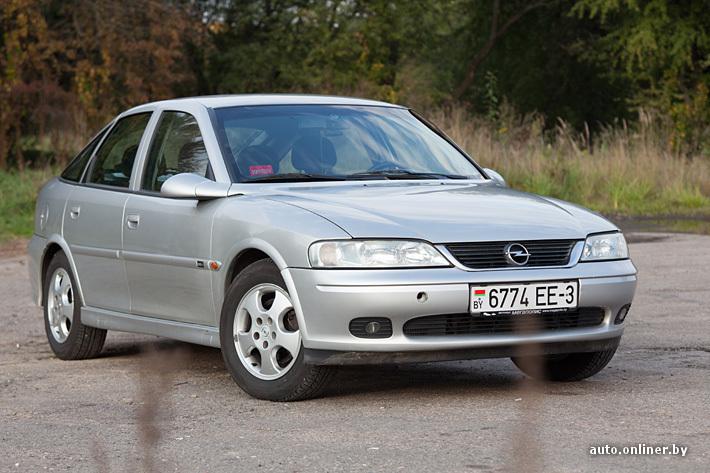 владелец Opel Vectra B