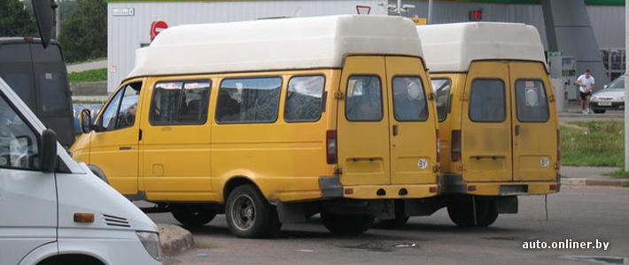ГАИ: брестчанин решил стать маршрутчиком и в пьяном состоянии вез горожан