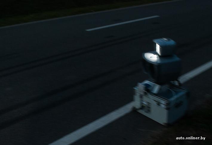 Инфракрасный светодиод засвечивающий часть номера — photo 6
