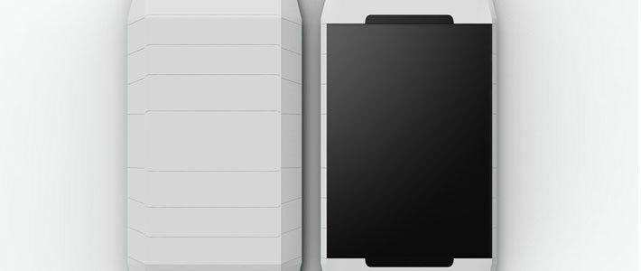 Дизайнер предложил оснастить телефон «мускулами»
