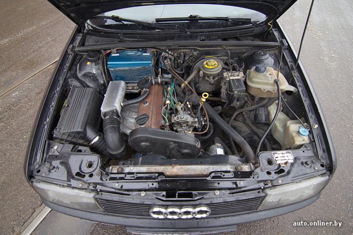 Мотор 1,9 (1Y) очень прост: