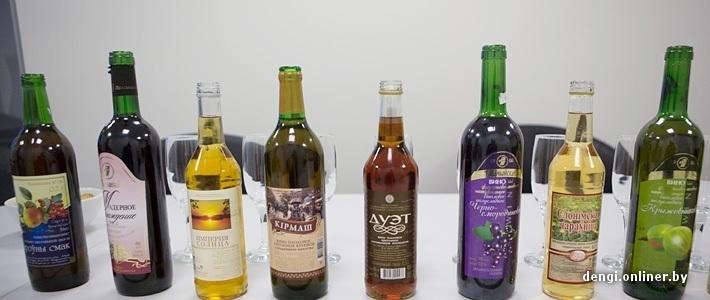 итальянские сомелье распробовали белорусские «чернила» — так называемые вина улучшенного качества