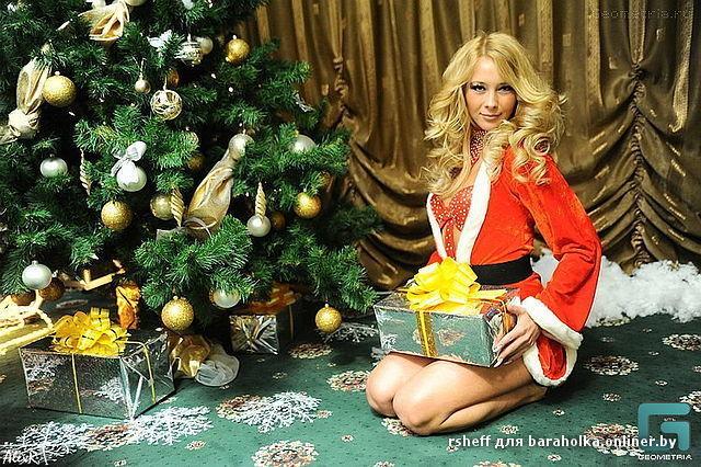 Поздравление Деда Мороза и Снегурочки на корпоративе