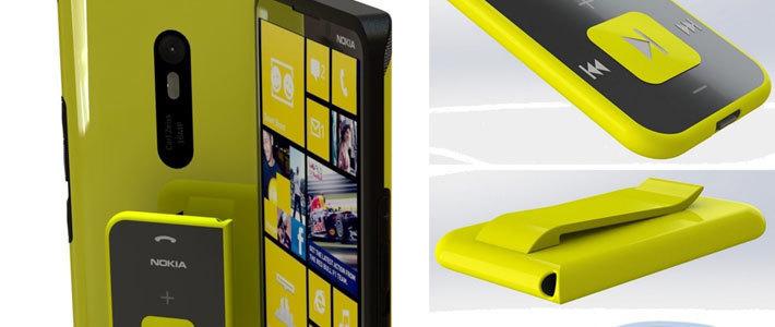 Дизайнер разработал концепт Nokia Lumia 990 с ПДУ
