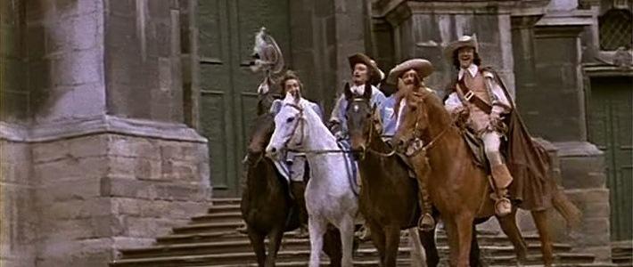 Дом кино: известные здания в фильме «Три мушкетера» - Недвижимость ...