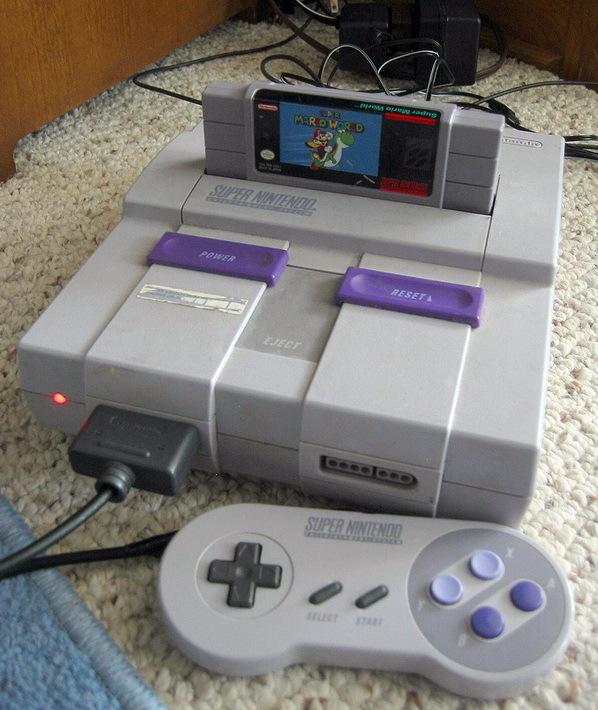a587d69739a2fd1e1d900c2036109ce0 Вспомнить по Олдскульному приставки «Денди», «Сюбор», Sega, SNES
