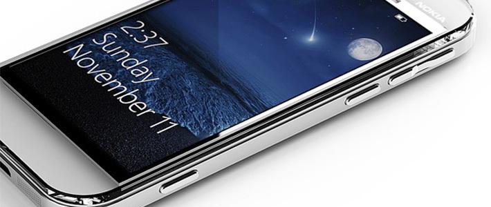 Дизайнер показал WP8-смартфон Nokia с выдвижной клавиатурой
