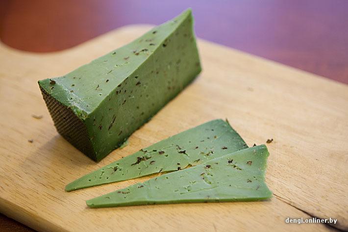 Как сделать зеленый сыр 289