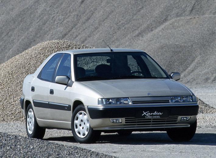 Все картинки Citroën Xantia.