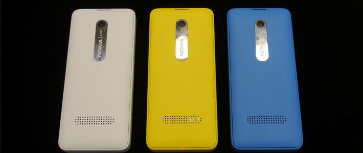 Nokia представила телефон на 15 евро и бюджетные смартфоны