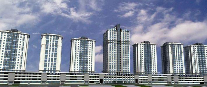 В «Маяке Минска» вместо небоскреба-символа построят 25-этажный дом, чтобы не подавлять здание Национальной библиотеки