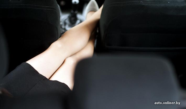 Фото секса в авто