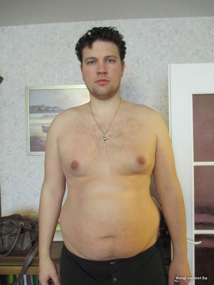 как парню похудеть на девушку