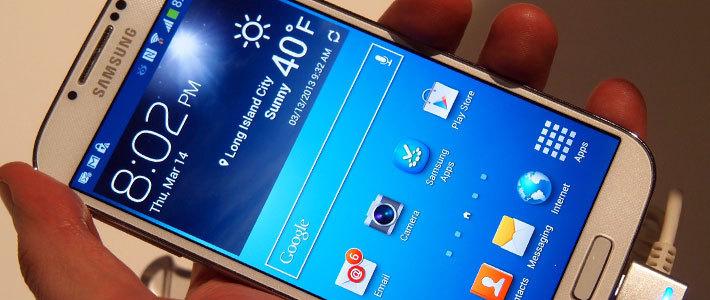 Стала известна европейская цена на Samsung Galaxy S IV