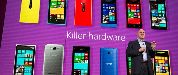 Microsoft прекратит поддержку Windows Phone 8 в следующем году