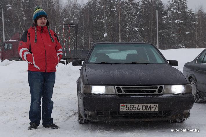 Arno49 (Saab 9000 1997 года выпуска)