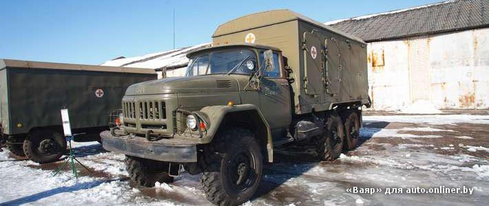 Аукцион: военные предлагают купить душ на колесах