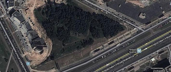 Замену автовокзалу «Московский» планируют построить у входа на станцию метро «Уручье»