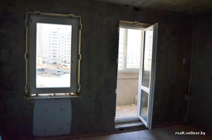 В каменной горке достраивают 16-этажный панельный дом нового.
