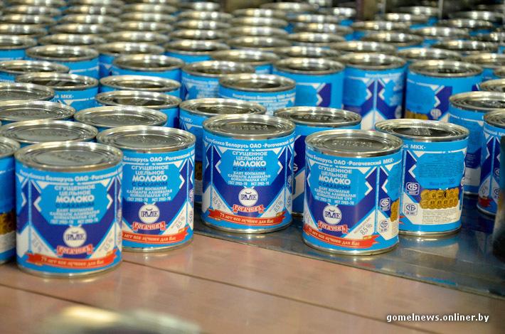 В Белоруссию вернули более 26 тонн сыра и тонну сгущенки