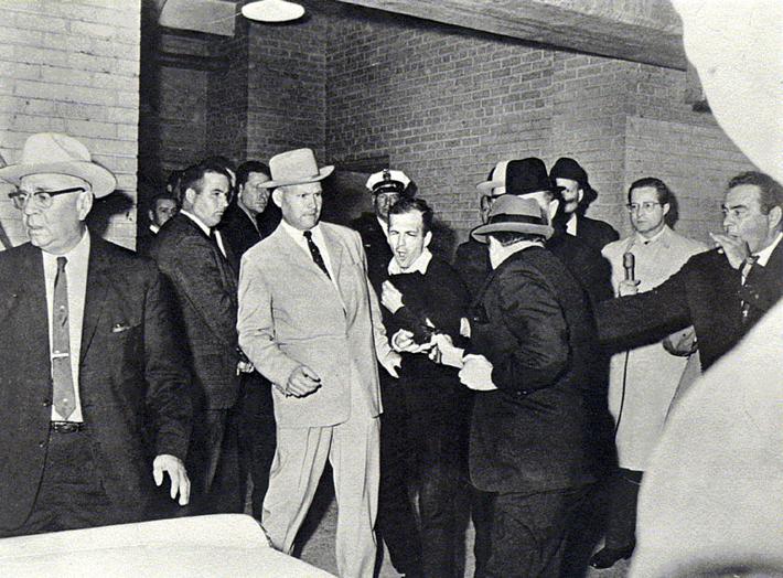 Убийство Харви Ли Освальда