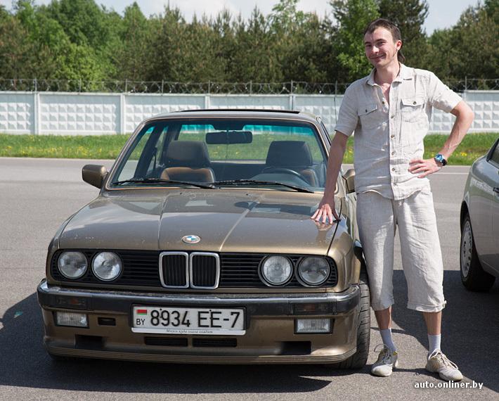 mind_bsd (28 лет) автомобиль — BMW 3-Series 1985 года выпуска