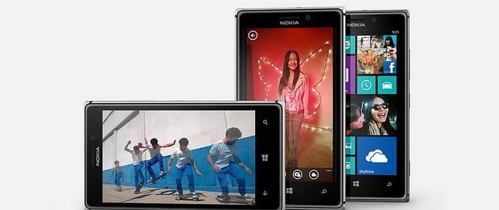 Nokia представила флагманский смартфон Lumia 925