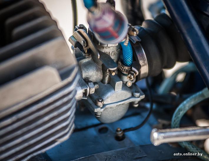Как из 92 бензина сделать 80 бензин для мотоцикла