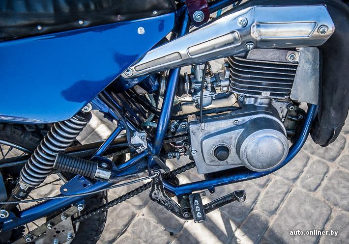Мотора для мотоцикла своими руками 183
