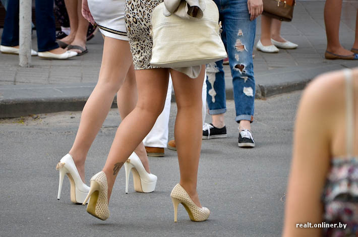 Симпатичные ножки фото на улице фото 182-934