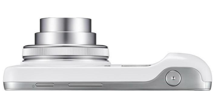 Samsung представила гибрид смартфона и камеры Galaxy S IV Zoom