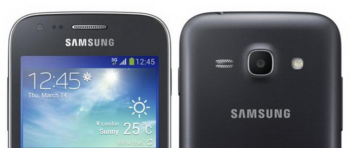 Samsung представила смартфон Galaxy Ace 3