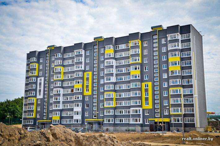 Rešitev fasade visokih stavb