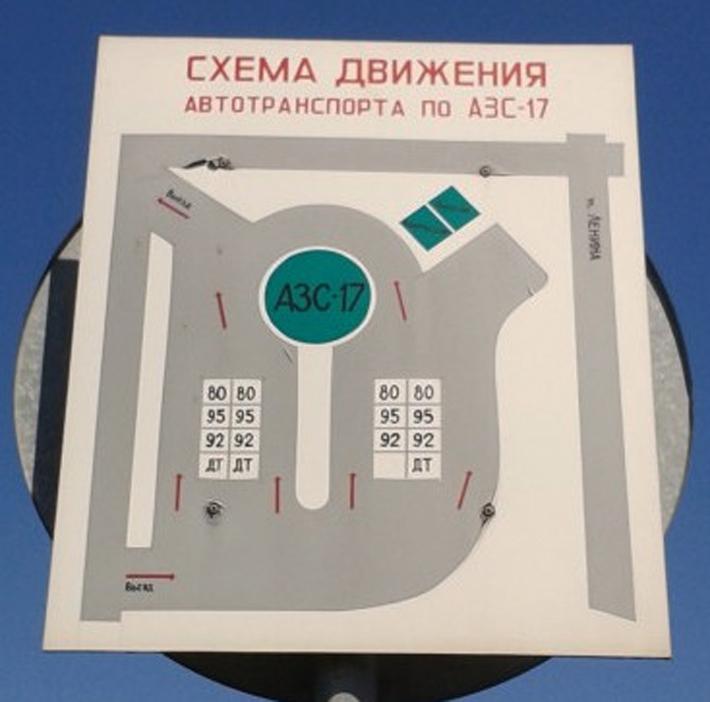 Цагарели Д.В., Операции С Нефтепродуктами: Автозаправочные Станции