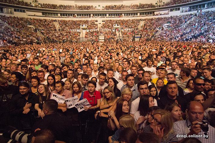 концерт депеш мод москва 2017отзывы зрителей одним положительным фактором