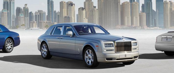 Новый Rolls Royce Phantom дебютирует через три