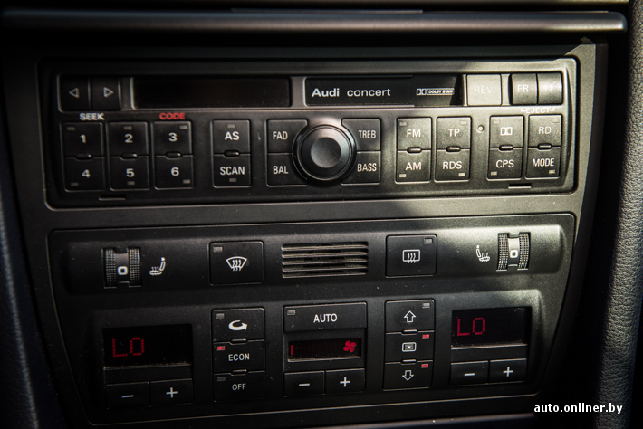 Audi a6 c5 инструкция по эксплуатации