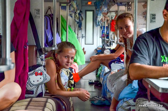 Что надеть женщине в поезд