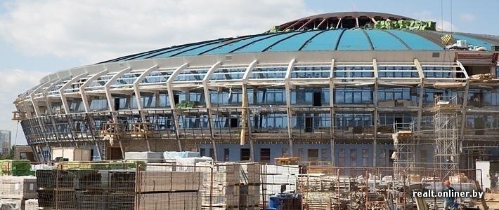 На строительство «Чижовка-Арены» дополнительно направят 180 млрд рублей