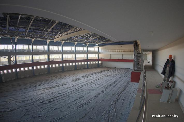 схема посадочных мест ледовый дворец г. гомель