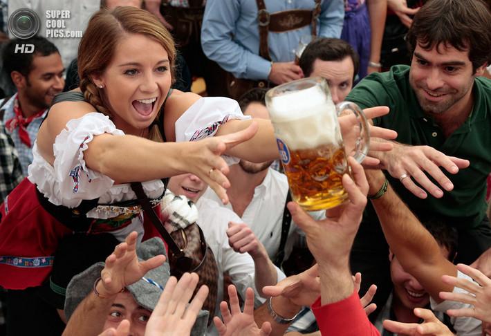 Фестиваль пива сиськи