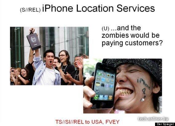 Фанаты Apple — зомби