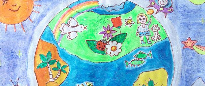За рисунок на тему продовольственных отходов дети от 6 до 14 лет могут получить $2 тыс.  - Belarus Today.