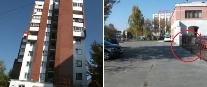 В Бресте жители многоэтажки воюют с инвалидами за парковку