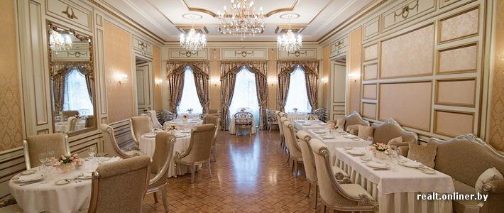 Изнутри: усадьба Ваньковичей превратилась в ресторан-клуб