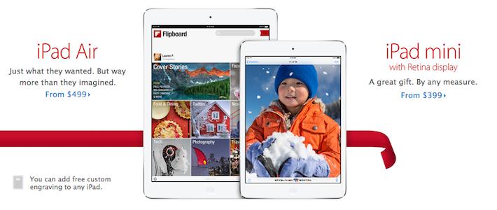 Apple выпустила iPad mini с Retina-дисплеем