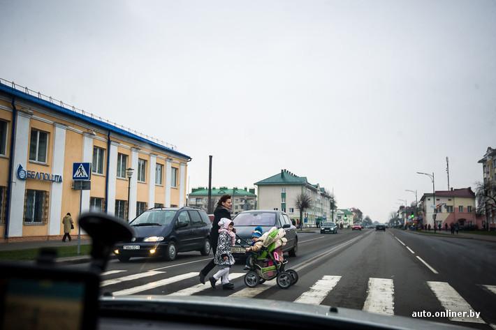 Как объехать платную трассу М1. Часть первая: Брест — Минск