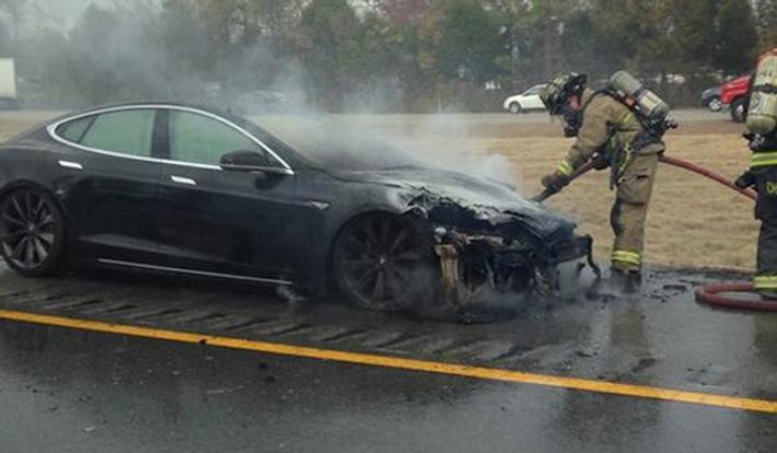 акции Tesla Motors на 37%