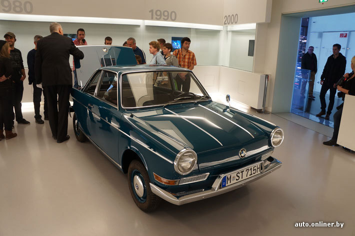 BMW 700 LS Coupe (1964 год)